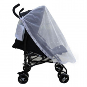 Cheap Mosquitos Net, RIUDA Universal Lace Safe Baby Carriage Insect Mosquito Net Baby Stroller Cradle Bed