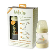 2-Pack Mixie Formula Mixing 4 and 240ml Baby Bottles
