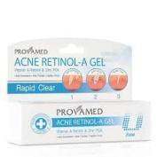 New Provamed Acne Retinol-A Gel Rapid New Clear 10 g.