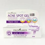 New Provamed Acne Spot Gel / Rapid New Clear Acne Spot Gel 10g