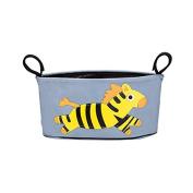Violet Mist Baby Stroller Organiser Buggy Hanging Bag Nappy Toys Storage Bag