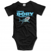 Finding Dory Just Keep Swimming Baby Short Sleeve Bodysuits