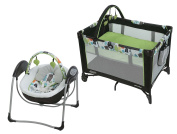 Pack 'N Play On the Go Playard with Baby Swing
