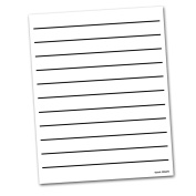 Bold Line Writing Paper with Large 2.2cm . Spaces