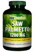 Saw Palmetto 1200 Mg - 100 Capsules