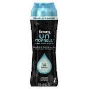 Downy Unstopables In Wash Scent Booster, Fresh, 390ml - 2pc