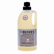 Mrs. Meyer's Clean Day Laundry Detergent, 64 Loads, Lavender - 2pc