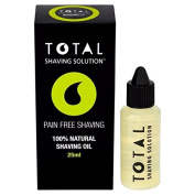 Total Shaving Solution Natural Shaving Oil 25ml