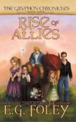 Rise of Allies (the Gryphon Chronicles, Book 4)