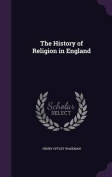 The History of Religion in England