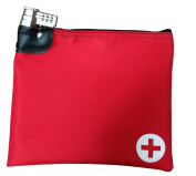 Medication Safety Bag Combination Keyed Lock