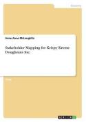 Stakeholder Mapping for Krispy Kreme Doughnuts Inc.