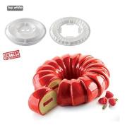 "Silikomart Professional ""Kit Redtail"" Silicone Mould Set"