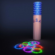 Super Bright Longest Lasting Glow Sticks - 100 Premium Quality Glow Sticks by Super Bright Glow Sticks