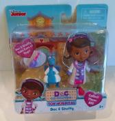 Doc McStuffins Disney Junior Toy Hospital Doc & Stuffy Playset