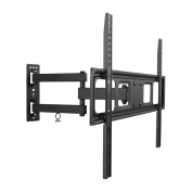 Full Motion Aticulating TV Wall Mount(05413AA) for LED LCD Plasma Monitor 90cm to 180cm ,Tilt 15 Degree, Fits up to VESA 600X400, Max Load 35kg. Power by ProHT