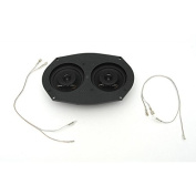 Eckler's Premier Quality Products 40170149 Full Size Chevy Stereo Speaker 50 Watt Custom Autosound