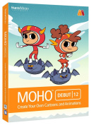 Smith Micro Software Inc. Moho Debut 12 2D Animation Software