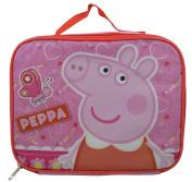 Peppa Pig Girls' Lunch box- Lunch Kit with Peppa Cartoon