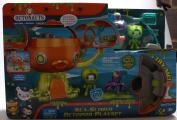Octonauts Dkc08 Sea-Slimed Octopod Playset