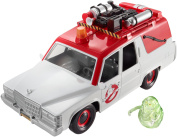 Ghostbusters Ecto-1 Vehicle And Slimer Figure