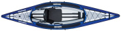 Aquaglide 58-5215039 Columbia XP 3.4m 1 Person Inflatable Kayak w/ Carry Bag