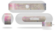 Pastel Abstract Pink and Blue Decal Style Skin - fits Beats Pill Plus