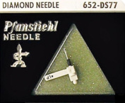 PHONOGRAPH RECORD PLAYER STYLUS NEEDLE FOR RCA 115328 115329 115911 647-DS77