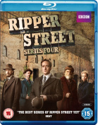 Ripper Street: Series 4 [Regions 1,2,3] [Blu-ray]