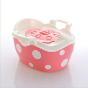 Infant baby toilet toilet baby potty , pink