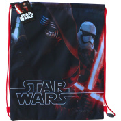 Star Wars Darth Vader Drawstring School Sports Gym & Swimming Bag