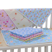 Lucky Will Baby Infant Waterproof Washable Nappy Changing Mat Pad Cover Mattress Pad Mat