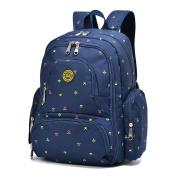 Aosbos Baby Nappy Bag 16 Pockets Nappy Changing Bag Nappy Backpack Mummy Large Capacity Shoulder Bag Handbag
