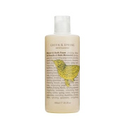 Green & Spring Revitalising Shower & Bath Foam 300ml