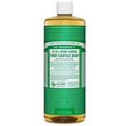 Dr Bronner Organic Almond Castile Liquid Soap 946ml