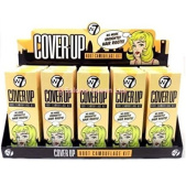 W7 Cover Up Hair Root Camouflage Kit 3.5g-Dark Brown by W7