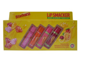 New! Lip Smacker Starburst Set of 4 Lip Balm Gift Set