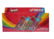 Lip Smacker Skittles 4 piece Lip Balms Best Flavour Ever Gift Set