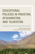 Educational Policies in Pakistan, Afghanistan, and Tajikistan