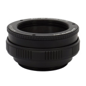KECAY M42 (42mm) to 42mm Mount Focusing Helicoid Ring Adapter 15mm - 26mm