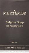 MerAmor Sulphur Soap for Healing Skin 125gr