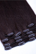 Clip-In Extensions (Set of 7) 70 g, 35 cm, Straight, 100% Real Indian Hair