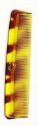 "Stratton - Premium Professional Quality Tort Shell Hairdressing Comb ""Oxford"" Design"