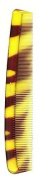 "Stratton - Premium Professional Quality Tort Shell Hairdressing Comb ""Lancer"" Design"
