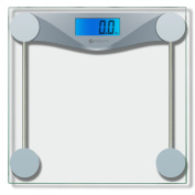 Etekcity High Precision Digital Body Weight Bathroom Scale, with Step-On Technology, Body Measuring Tape Included, 28st/180kg/400lb, Backlight Display