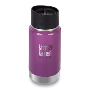 Klean Kanteen Stainless Steel Wide Insulated Bottle 355ml
