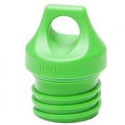 Klean Kanteen Kid Kanteen Green Loop Cap