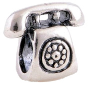 Phone Case - Women's Charm Bead suitable for Pandora Jewellery or similar - 100% 925 Sterling Silver