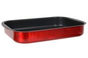 Menastyl Cooking 8012395.0 Flashy mstyl Rectangular Dish 35 x 25 cm - Red