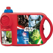Disney Star Wars Lunch Box and Drink Bottle Combo
